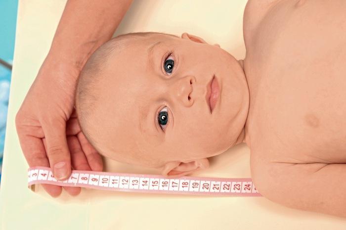 Как правильно измерить рост новорожденного ребенка фото