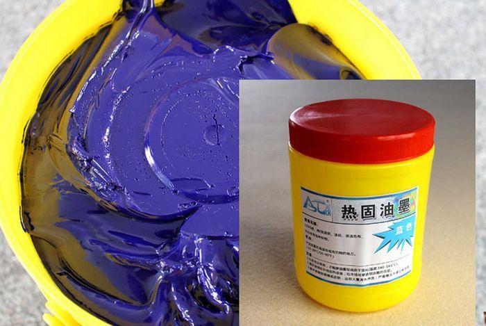 Пластизольные краски для ткани фото
