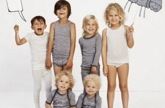 Размеры детских трусов по возрасту фото