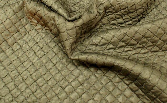 Стеганная курточная ткань фото