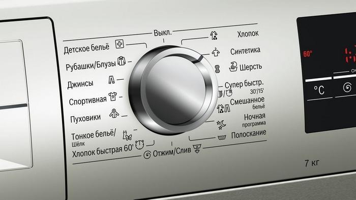 Изображения на стиральной машине, фото