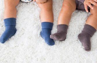 Размеры детских носков, фото