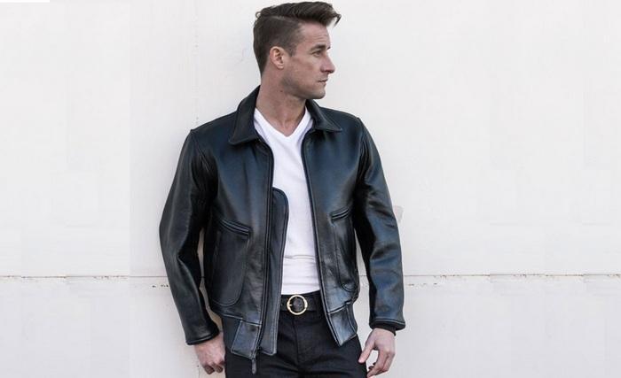 Фото как должна сидеть на мужчине куртка
