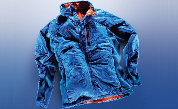 Фото куртки на синтепоне