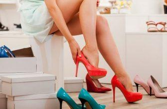 Как узнать размер женской обуви фото