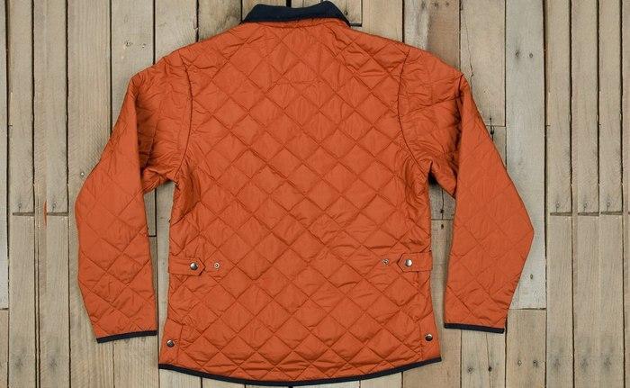 Куртка стеганая фото
