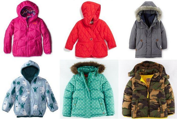 Куртки для ребенка на синтепоне фото