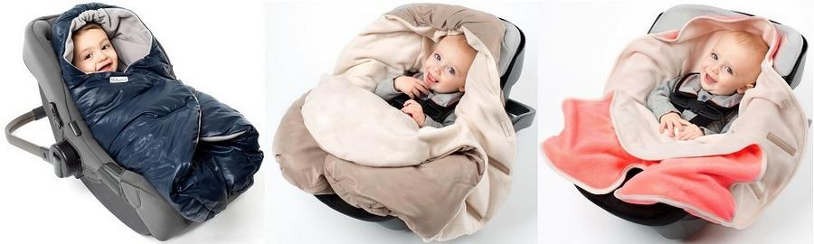 Куртки-конверты с утеплителем для малышей фото