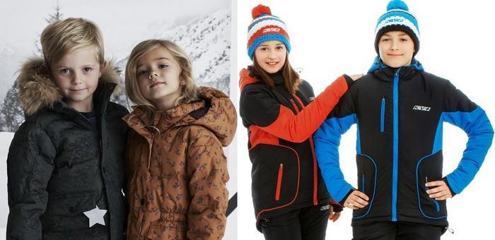 Курточки для детей с утеплителем тинсулейт фото