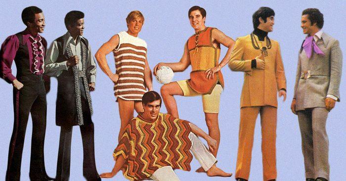Мужская мода 70 х годов фото