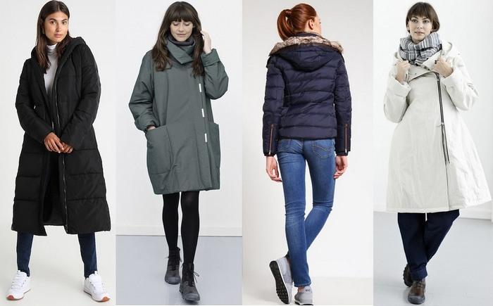 С чем можно носить куртки на тинсулейте девушкам фото