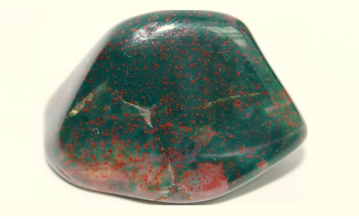 Что такое кровавая яшма камень, фото