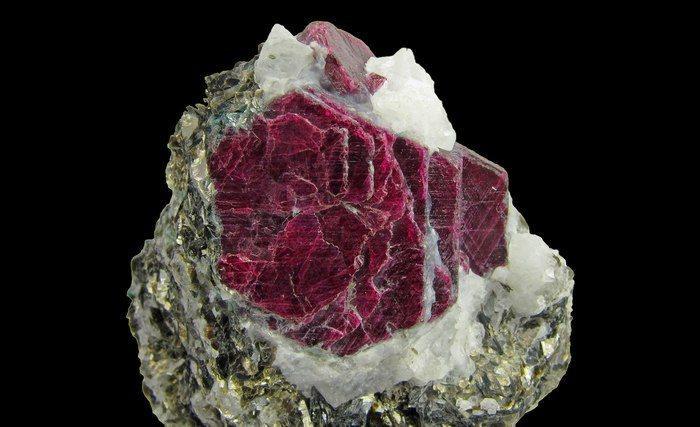 Что такое рубин камень, фото