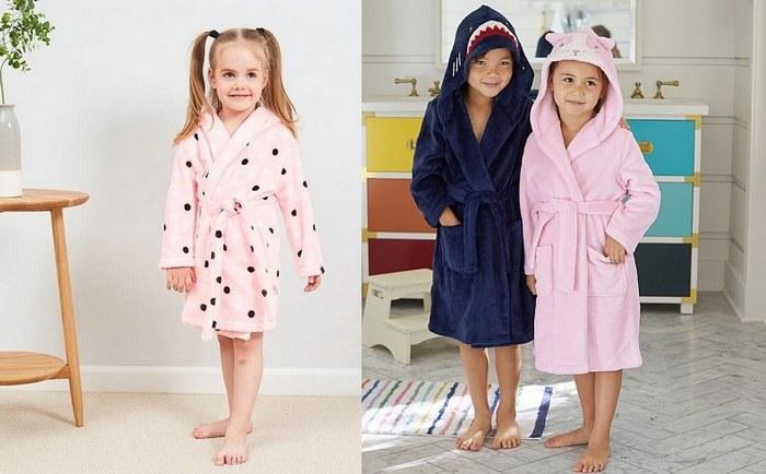 Как определить размер пижамы для ребенка, фото