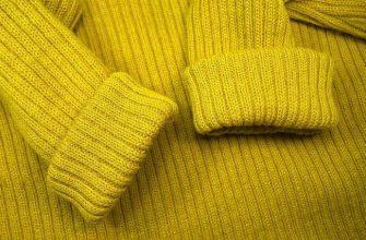 Какой состав свитера не скатывается, фото