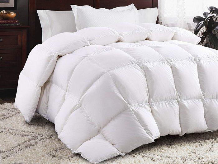 Одеяло с наполнителем комфорель, фото