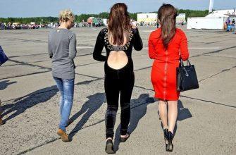 Привычки русских в одежде от которых стыдно, фото