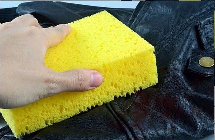 Как убрать неприятный запах секонд-хенда с кожаной куртки. фото