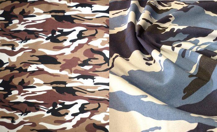 Сорочечная ткань камуфляж фото