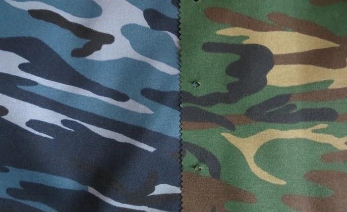 Камуфляжная ткань — материал для пошива маскировочной одежды