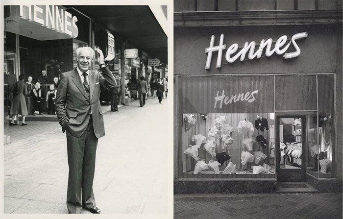 Эрлинг Перссон создал бренд HM, фото