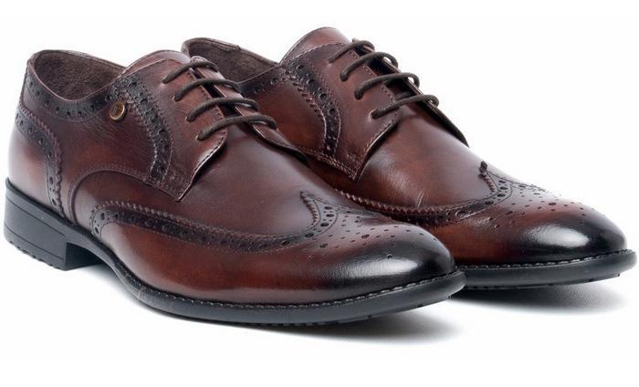 Броги обувь, фото