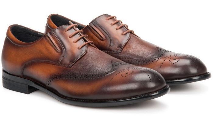 Дерби обувь, фото