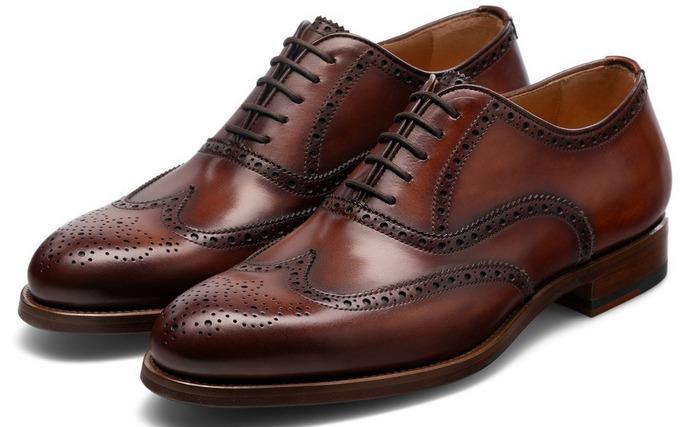 Оксфорды обувь, фото