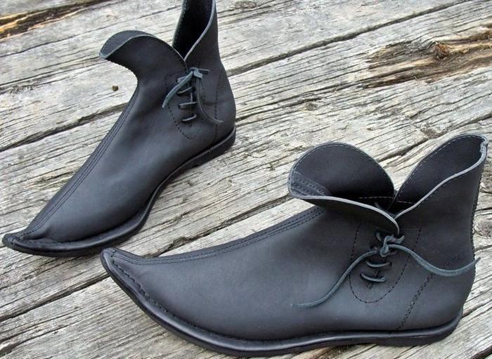 Пулены обувь, фото