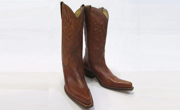 Сапоги ковбойские обувь, фото