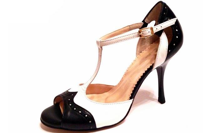 Туфли для танго обувь, фото
