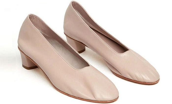 Туфли-перчатки обувь, фото