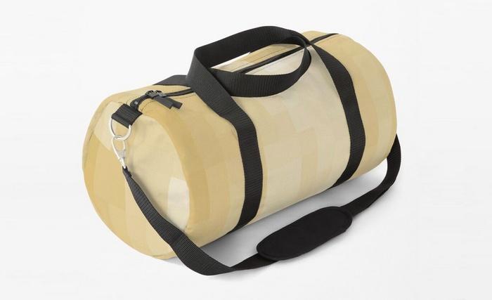 Женская сумка дафл, фото