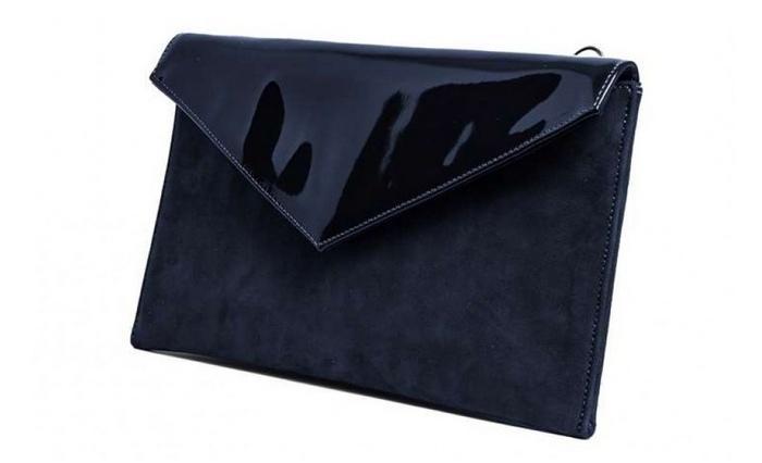 Женская сумка конверт, фото