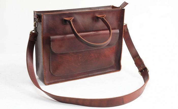 Женская сумка мессенджер, фото