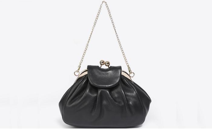 Женская сумка ридикюль, фото