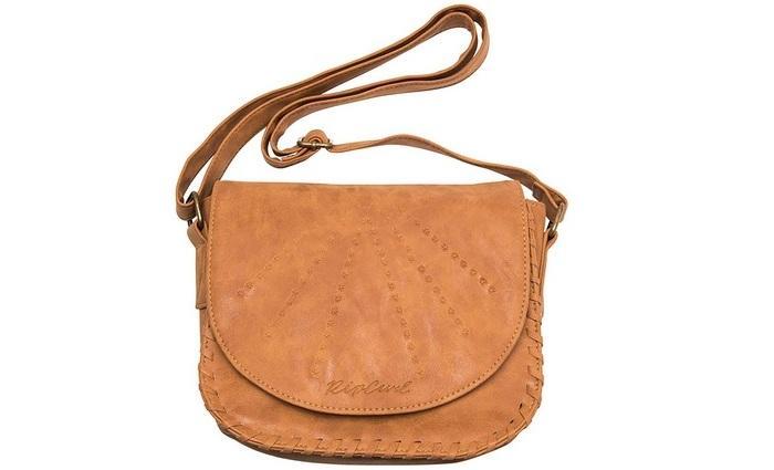 Женская сумка сэдл, фото