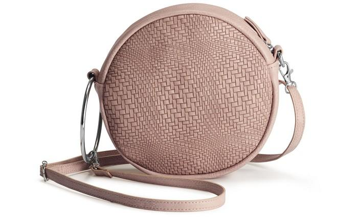 Женская сумка таблетка, фото