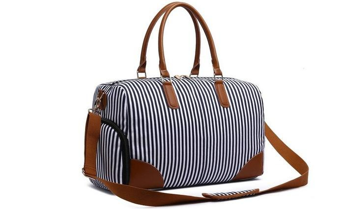 Женская сумка уикендер, фото