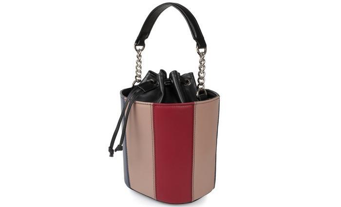 Женская сумка ведро, фото