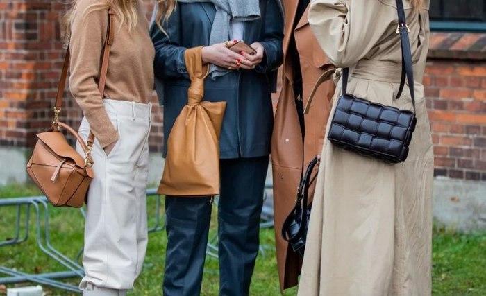Женские сумки виды, фото