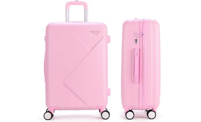 Женский чемодан, фото