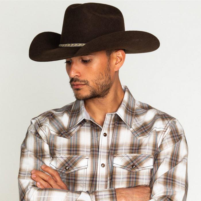 Головной убор, ковбойская шляпа для мужчин, фото