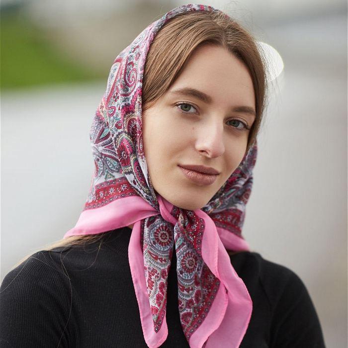 Головной убор, платок для женщин, фото
