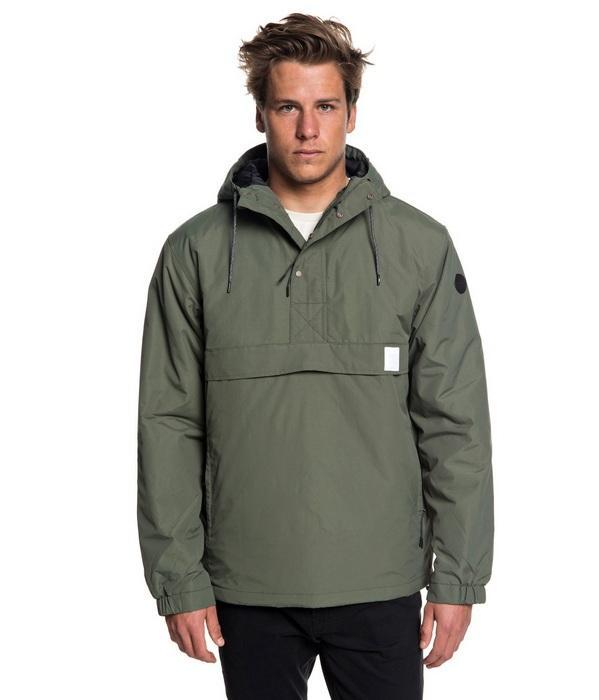 Куртка анорак для мужчин, фото