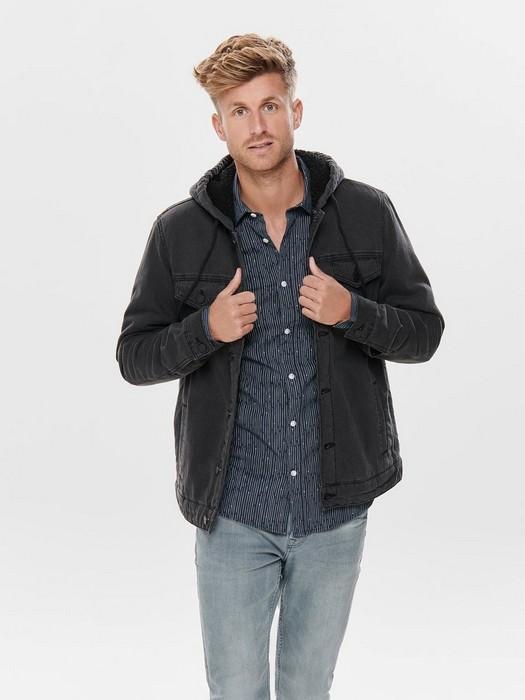 Куртка блузон для мужчин, фото