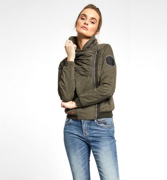 Куртка блузон для женщин, фото