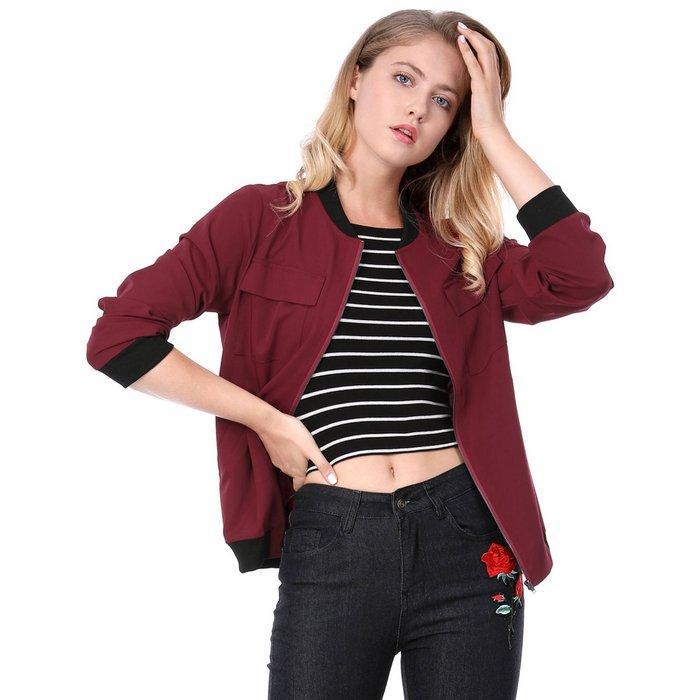 Куртка бомбер для женщин, фото