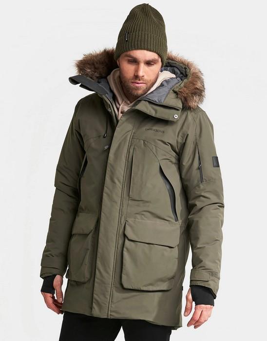 Куртка парка для мужчин, фото