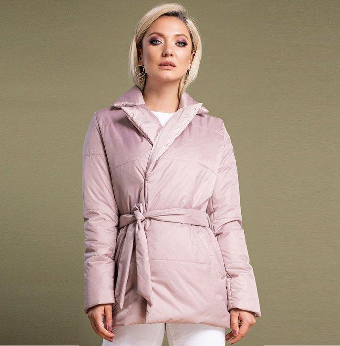 Куртка с запахом для женщин, фото